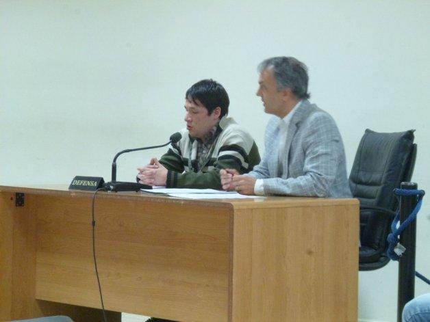 José Vidal fue condenado a 5 años y 1 mes de prisión efectiva en el marco de un juicio abreviado que se homologó ayer.