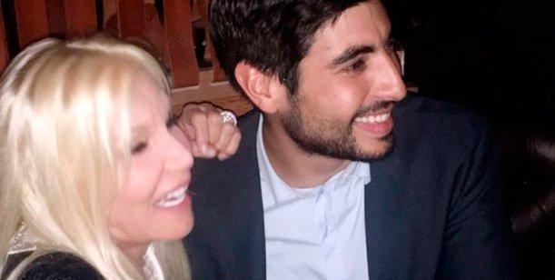 Moyano aclaró su relación con Susana Giménez pero dejó dudas