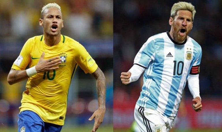 Todo lo que tenés que saber de Brasil-Argentina