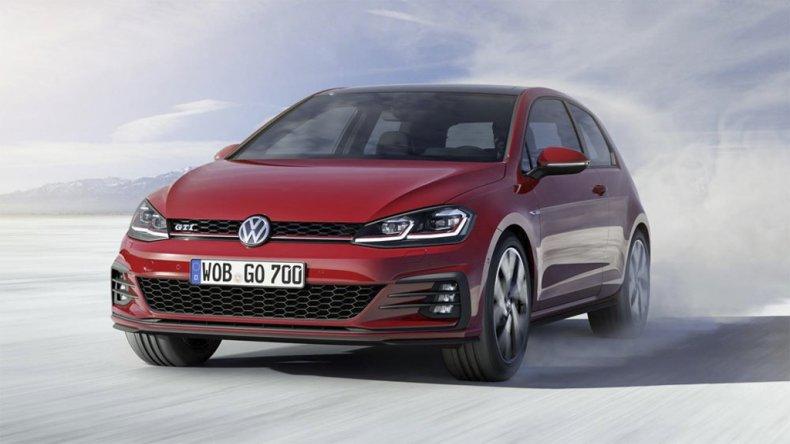 El Volkswagen Golf se renueva