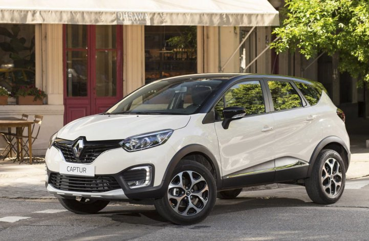 Renault Captur comenzó la preventa en Argentina