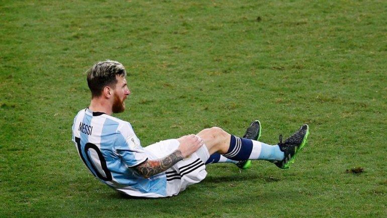 Messi: no podemos repetir un partido más de los que venimos haciendo
