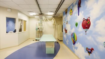 construiran una clinica materno infantil en comodoro