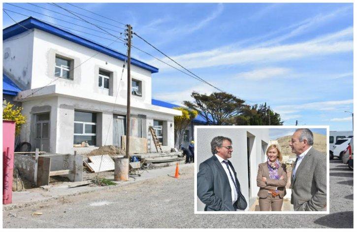 El mes que viene finaliza la primera etapa de ampliación del Hospital Alvear