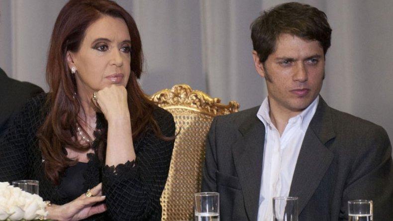 Confirman procesamientos de Cristina y Kicillof