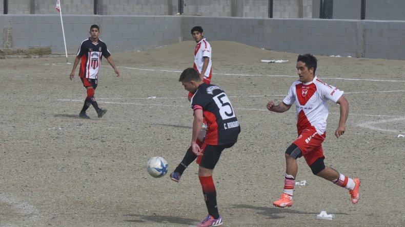 Ameghino viene de superar a Deportivo Sarmiento en kilómetro 3.