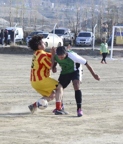 El fútbol de Veteranos se acerca a sus tramos de definición de la etapa clasificatoria.