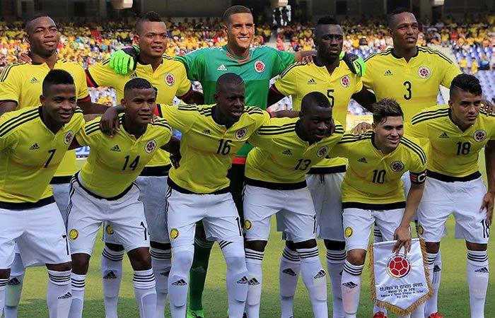 Colombia ya está en San Juan para enfrentar a la Argentina