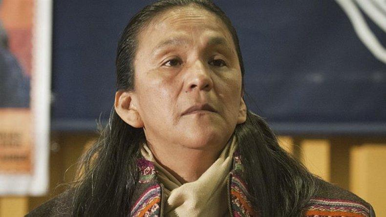 Milagro Sala apuntó contra el gobernador Morales por su detención.