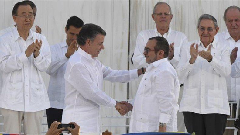 Aseguran que Colombia ya tiene un nuevo acuerdo de paz con la guerrilla.