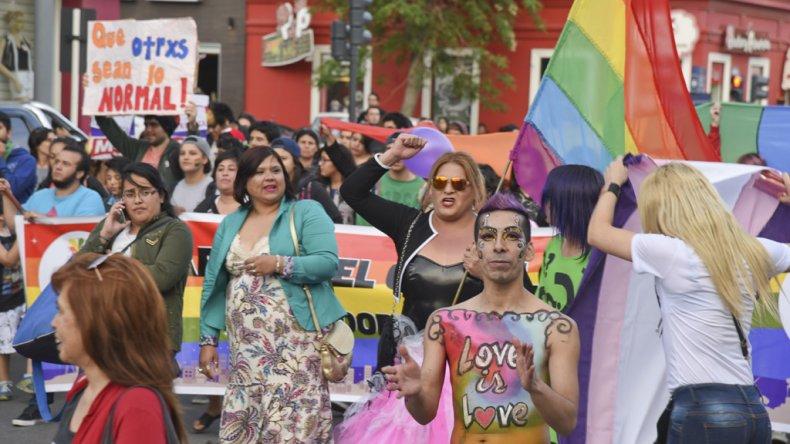 La Marcha del Orgullo LGBTIQ demostró que se puede convivir sin temor por las diferencias