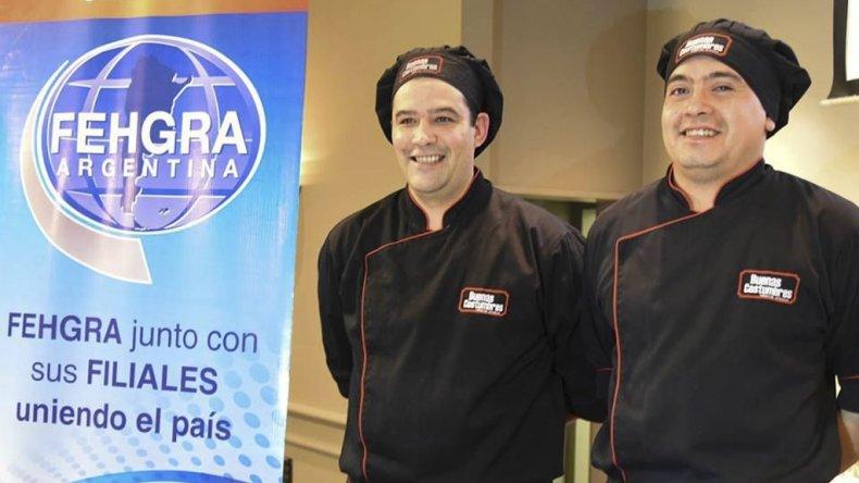 Buenas Costumbres representó a Chubut en el Torneo Federal de Chefs