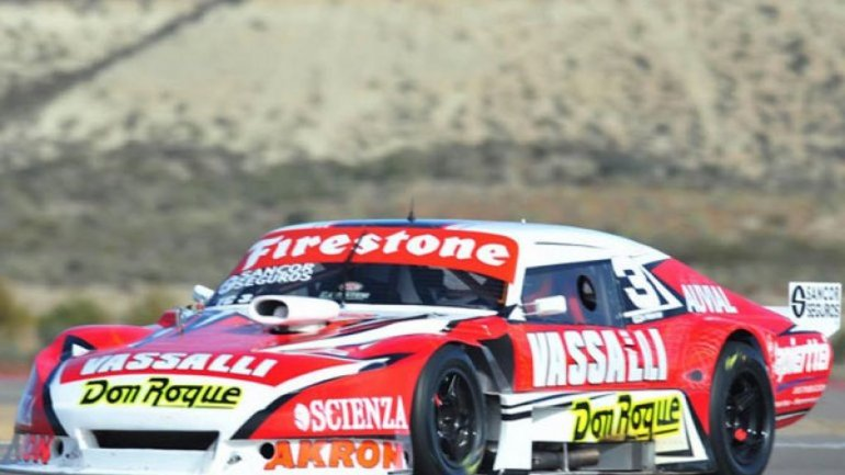 Matías Rossi ganó la final del TC en el autódromo de Trelew