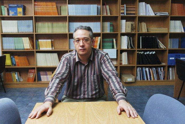Bernard Lahire está en Buenos Aires para presentar su nuevo libro.