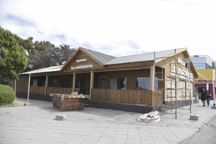 El bar Irlanda reabrirá con otro nombre tras su reconstrucción.