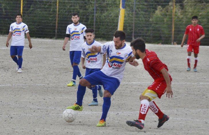 Oeste se llevó tres puntos frente al Globo en una tarde donde no se podía practicar deporte al aire libre.