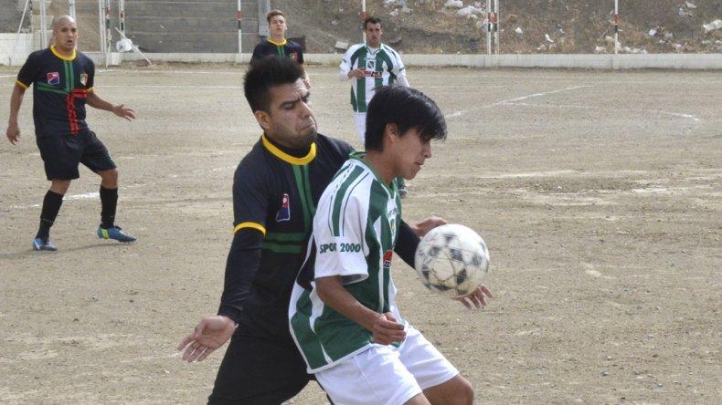 El Deportivo Portugués logró una gran victoria ayer como local ante Laprida.