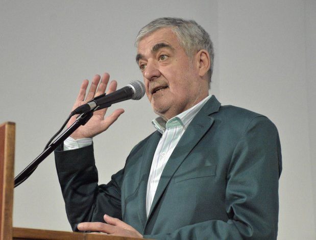 En una reunión de gabinete Das Neves  cierra el presupuesto provincial 2017