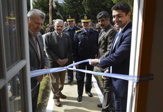 Inauguraron Museo de la Policía de Santa Cruz