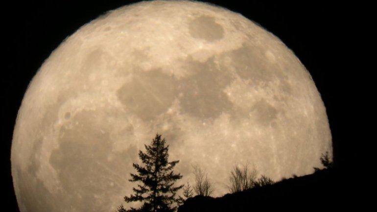 La Superluna en fotos alrededor del mundo