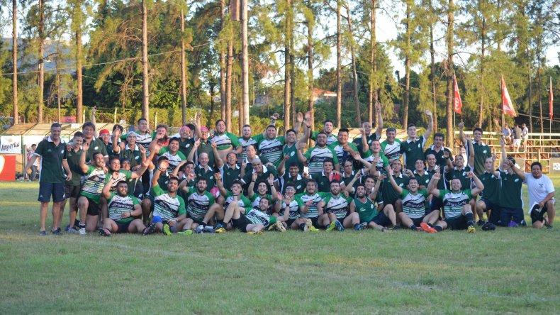 La Unión de Rugby Austral logró campeonato y ascenso