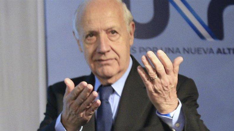 Lavagna cuestionó la gestión del macrismo en materia económica.