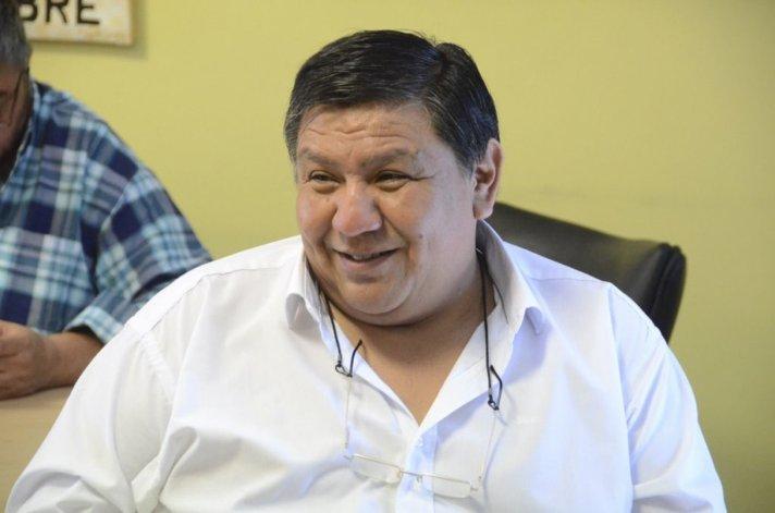 Jorge Avila encabeza las negociaciones en Buenos Aires.