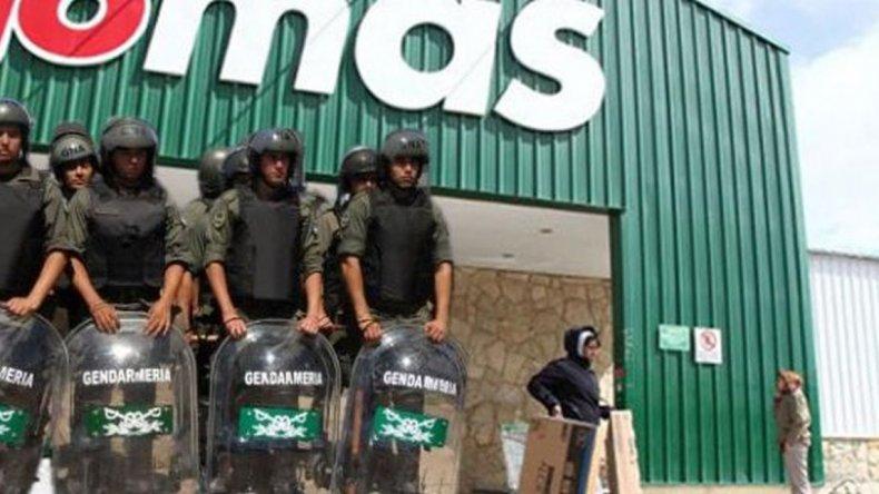 No enviarán fuerzas federales a Bariloche para fin de año