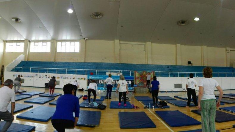 El yoga se afianza con una nueva Master Class