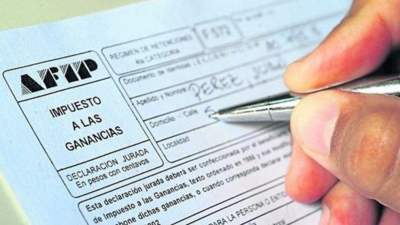 Elevarán un proyecto de reforma del Impuesto a las Ganancias