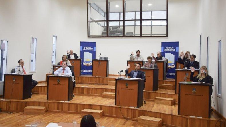 Se aprobó en primera lectura el presupuesto municipal 2017
