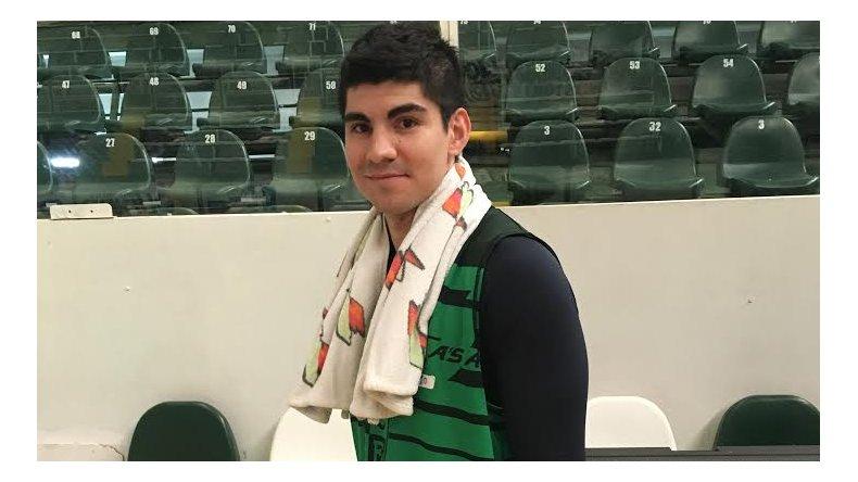 Jonathan Machuca habló del buen momento por el que atraviesa Gimnasia en la Liga Nacional.