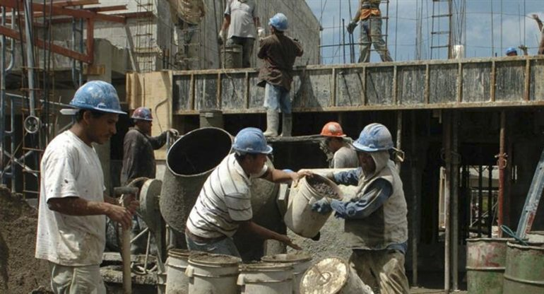 El costo de la construcción acumuló en el año un alza del 29