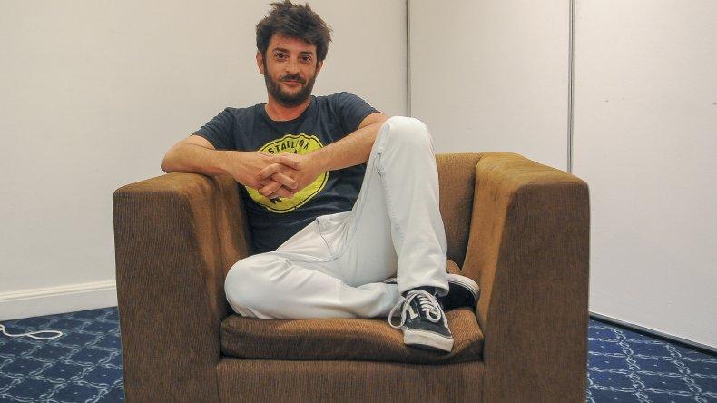 Pablo Rago protagoniza El Jugador