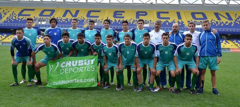El equipo de fútbol de Chubut ganó en Concepción y sueña con la clasificación a semifinales