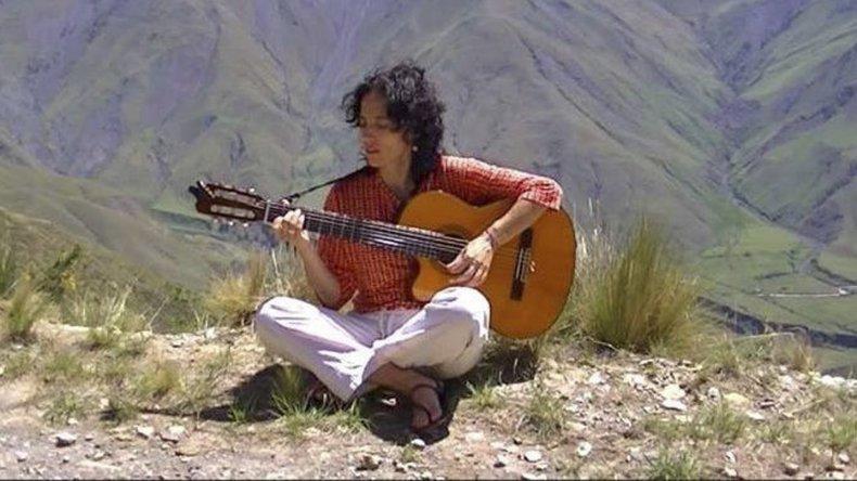 La artista Sandra Aguirre se presentará mañana en el Centro Cultural de Rada Tilly.