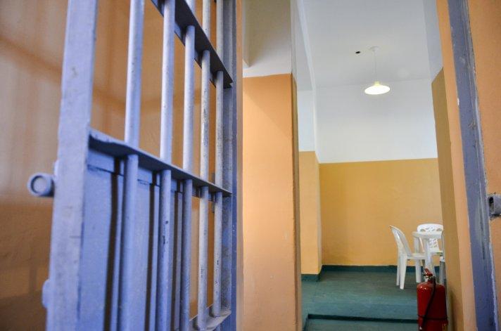 El recinto carcelario está siendo sometido a refacciones para que regresen a la cárcel los condenados del pabellón 5 beneficiados con arresto domiciliario.