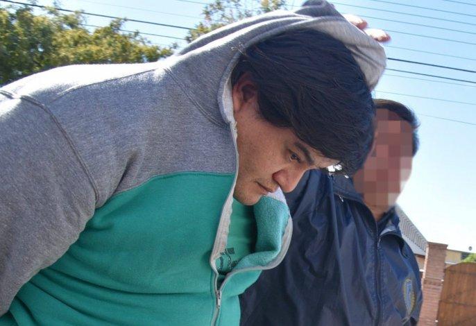 José Hebrad González fue trasladado al Juzgado Federal para ser indagado por la magistrada Marta Yáñez