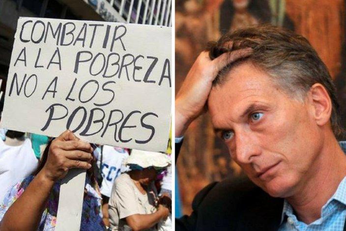 En Comodoro protestaron contra Macri  por promesas electorales incumplidas