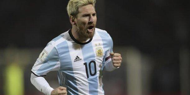 La euforia de los famosos por el golazo de Messi ante Colombia