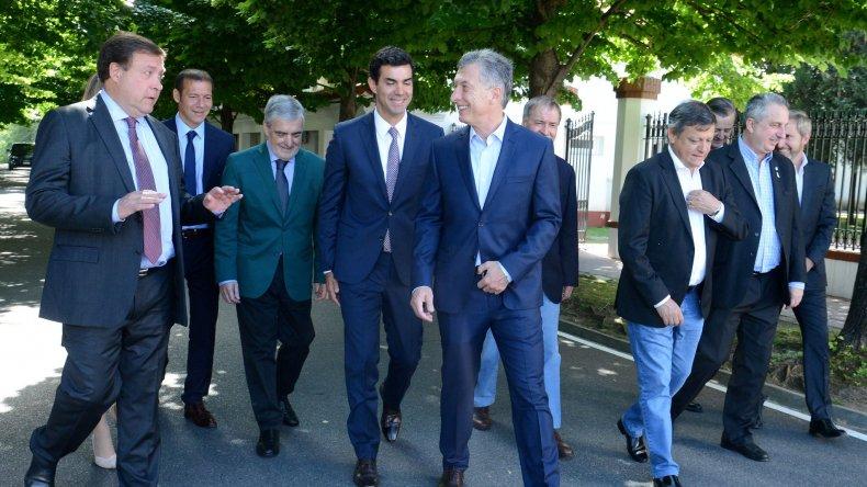 Das Neves sobre Macri: dijo que el uranio no tiene posibilidad de desarrollo