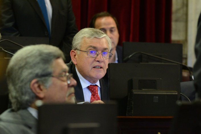 Mario Pais fue el impulsor de la medida que impide el embargo preventivo de las cuentas sueldo.