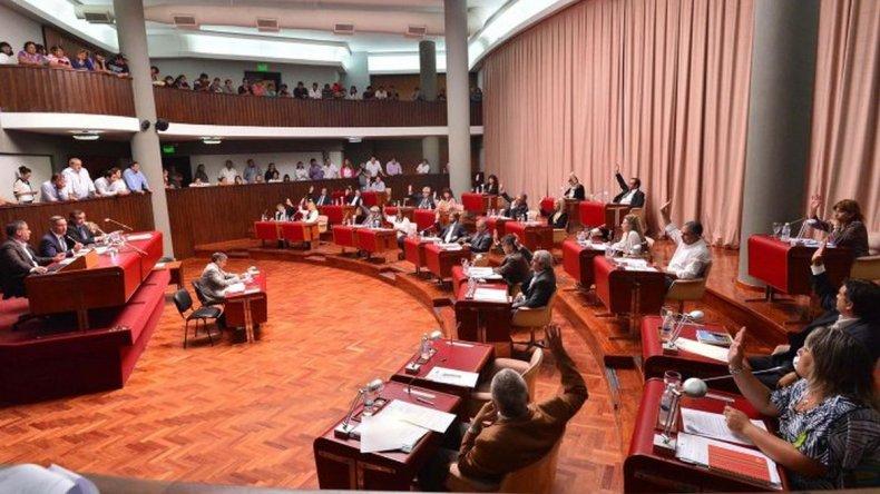 El presupuesto por  40 mil millones de  pesos ingresa hoy  a la Legislatura