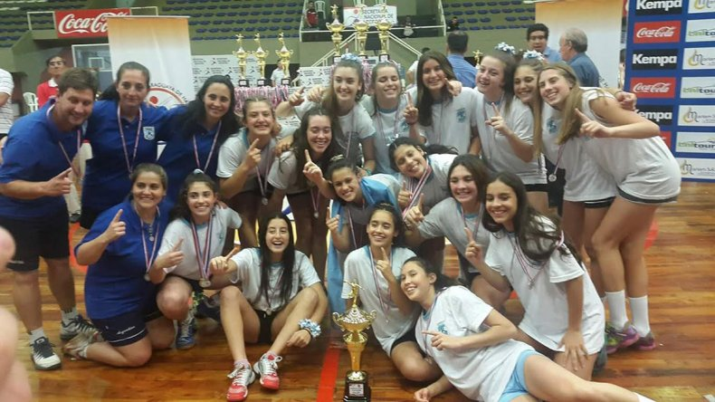Selección argentina Menor Femenino.