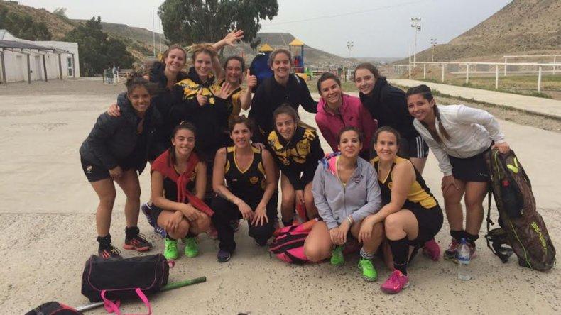Las chicas de Rada Tilly jugarán una de las semifinales en Primera.