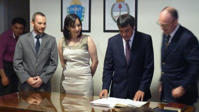 Dos nuevos funcionarios fiscales asumieron en Comodoro Rivadavia