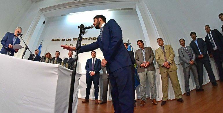 Nuevos funcionarios se suman al equipo de gobierno de Chubut.