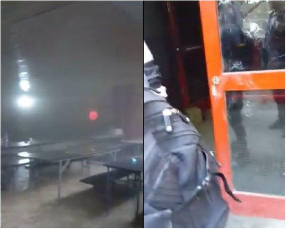 Causó alarma un principio de incendio en el comedor de la UNPSJB