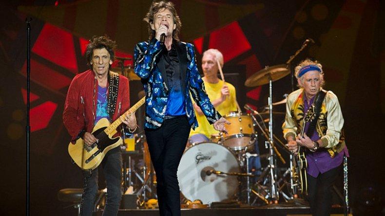 Invitan a disfrutar dos películas sobre la banda Rolling Stones