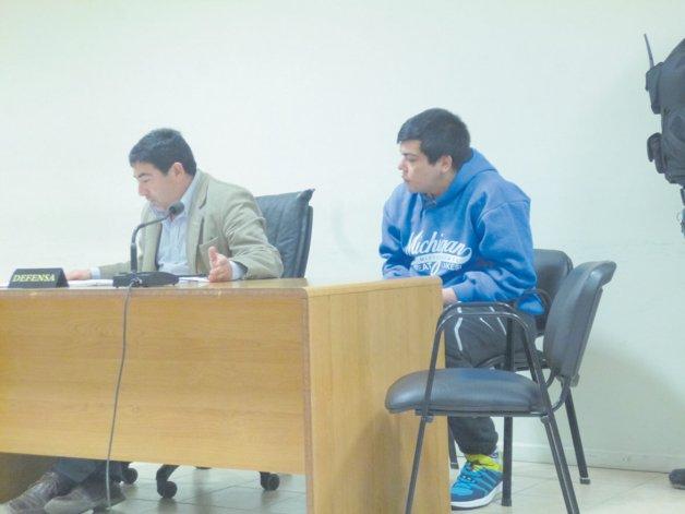Mariano Cárdenas -foto- es el único imputado que continúa vinculado a la causa por la tentativa de homicidio de Maximiliano Ledesma.